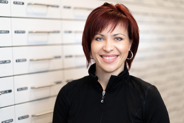 Ekaterina Legkobytova